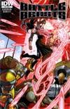 Battle Beasts Vol 2 #4 Regular Valerio Schiti Cover