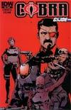 Cobra #18 Regular Antonio Fuso Cover