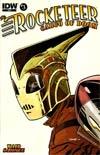 Rocketeer Cargo Of Doom #3 Regular Chris Samnee Cover