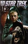 Star Trek (IDW) #14 Regular Tim Bradstreet Cover