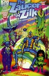 Zaucer Of Zilk #1