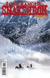 Lone Ranger Snake Of Iron #4 Cover A Regular Dennis Calero Cover