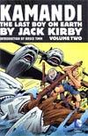 Kamandi The Last Boy On Earth By Jack Kirby Vol 2 HC