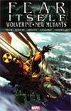 Fear Itself Wolverine New Mutants TP