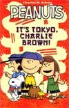 Peanuts Its Tokyo Charlie Brown GN