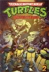 Teenage Mutant Ninja Turtles Adventures Vol 2 TP
