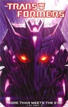 Transformers More Than Meets The Eye Vol 2 TP