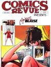 Comics Revue Presents Oct 2012