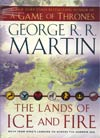 Game Of Thrones The Lands Of Ice And Fire HC