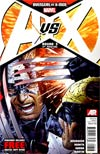 Avengers vs X-Men #3 Cover H 3rd Ptg Jim Cheung Variant Cover