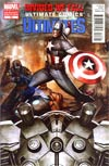 Ultimate Comics Ultimates #13 Incentive Adi Granov Variant Cover