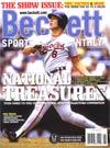 Beckett Sports Card Monthly #329 Vol 29 #8 Aug 2012