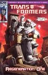 Transformers Regeneration One #81 Regular Cover A