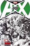 Avengers vs X-Men #2 Cover L 6th Ptg Jim Cheung Variant Cover