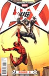 Avengers vs X-Men #9 Cover D Incentive Promo Variant Cover