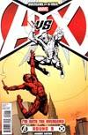 Avengers vs X-Men #9 Cover B Variant Team Avengers Cover