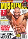 Muscle Mag #364 Sep 2012