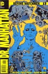 Before Watchmen Dr Manhattan #1 Incentive Paul Pope Variant Cover
