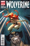 Wolverine Vol 4 #312 Incentive J Scott Campbell Variant Cover