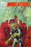 Mars Attacks Vol 3 #3 Incentive Michael Gaydos Variant Cover