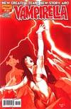 Vampirella Vol 4 #21 Incentive Paul Renaud Blood Red Cover