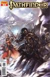 Pathfinder #1 Regular Lucio Parrillo Cover