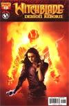 Witchblade Demon Reborn #1 Regular Dennis Calero Cover
