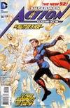 Action Comics Vol 2 #14 Cover A Regular Rags Morales Cover