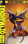Before Watchmen Ozymandias #4 Combo Pack With Polybag