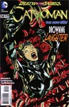 Catwoman Vol 4 #14 (Death Of The Family Tie-In)