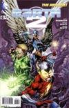Earth 2 #6 Regular Ivan Reis Cover