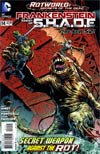Frankenstein Agent Of S.H.A.D.E. #14