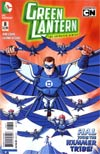 Green Lantern The Animated Series #8