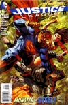 Justice League Vol 2 #14 Regular Tony S Daniel Cover