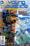 Young Justice Vol 2 #22