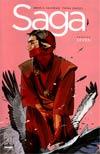 Saga #7 Cover A 1st Ptg