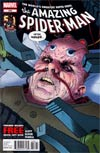 Amazing Spider-Man Vol 2 #698 Cover A 1st Ptg Regular Paolo Rivera Cover
