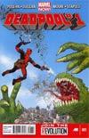 Deadpool Vol 4 #1 1st Ptg Regular Geof Darrow Cover