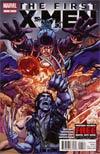 First X-Men #4 Regular Neal Adams Cover