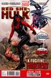 Red She-Hulk #59 Regular Carlo Pagulayan Cover