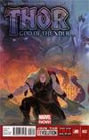 Thor God Of Thunder #2 1st Ptg Regular Esad Ribic Cover
