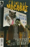 Criminal Macabre They Fight By Night One Shot