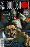 Bloodshot Vol 3 #5 Regular Arturo Lozzi Cover