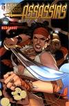 Executive Assistant Assassins #5 Cover B Elizabeth Torque