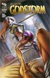 Grimm Fairy Tales Presents Godstorm #2 Cover C Pasquale Qualano