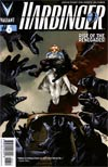 Harbinger Vol 2 #6 Regular Mico Suayan Cover
