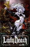Lady Death Vol 3 #23 Regular Renato Camilo Cover