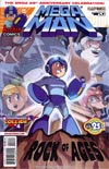 Mega Man Vol 2 #20 Regular Mike Norton Cover