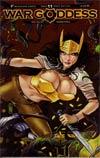 War Goddess #11 Variant Wraparound Cover