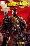 Borderlands Origins #1 1st Ptg Regular Augustin Padilla Cover
